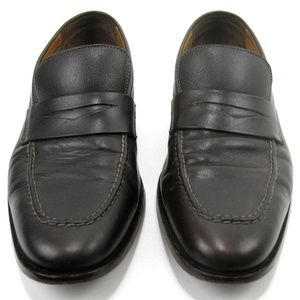 Cole Haan Penny Loafers Leather Nike Air Sz 11M